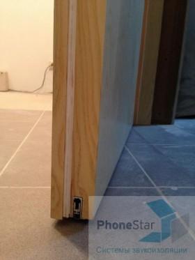 Звукоизоляционная межкомнатная дверь PhoneStar