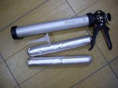 Пистолет для герметика Wolf Flex
